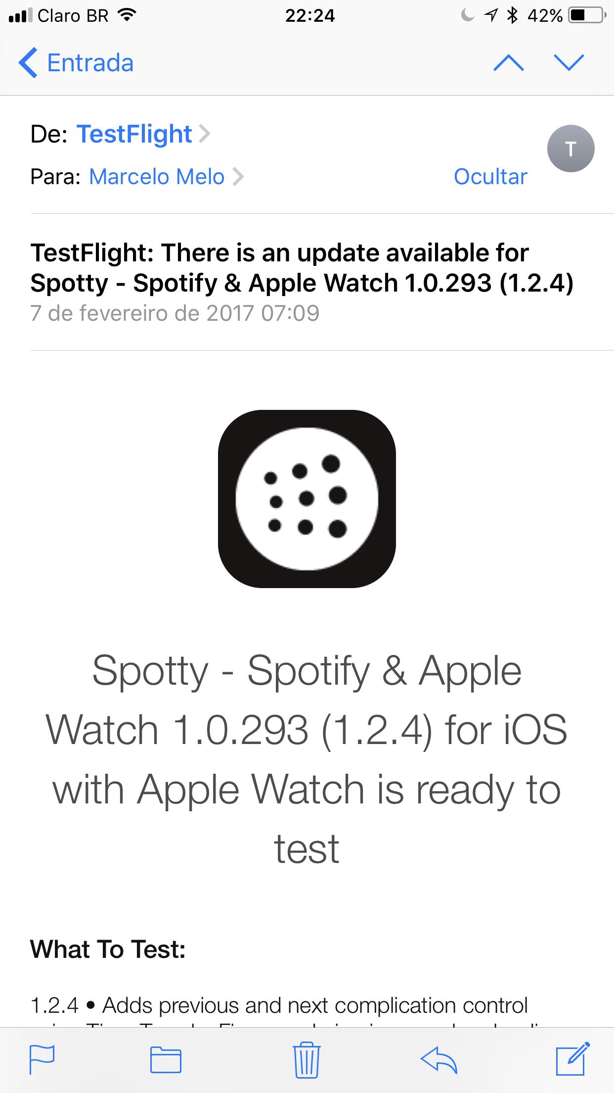 Mail para iOS