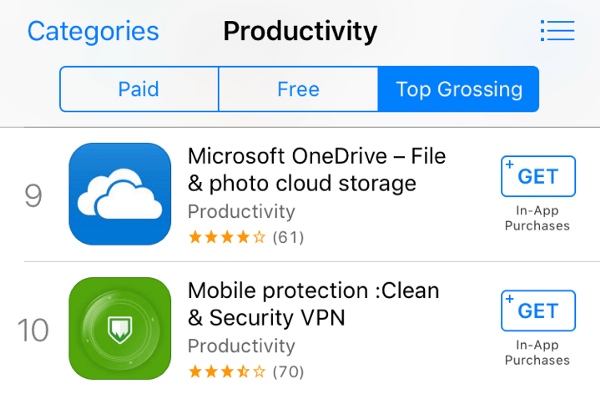 Golpe na App Store