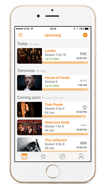 App Showrunner
