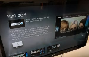 HBO GO na Apple TV