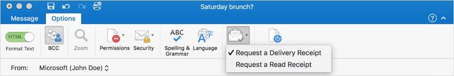 Novos recursos do Outlook para Mac