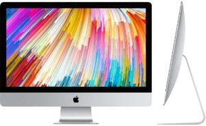 """iMac de 27"""" com tela 5K"""