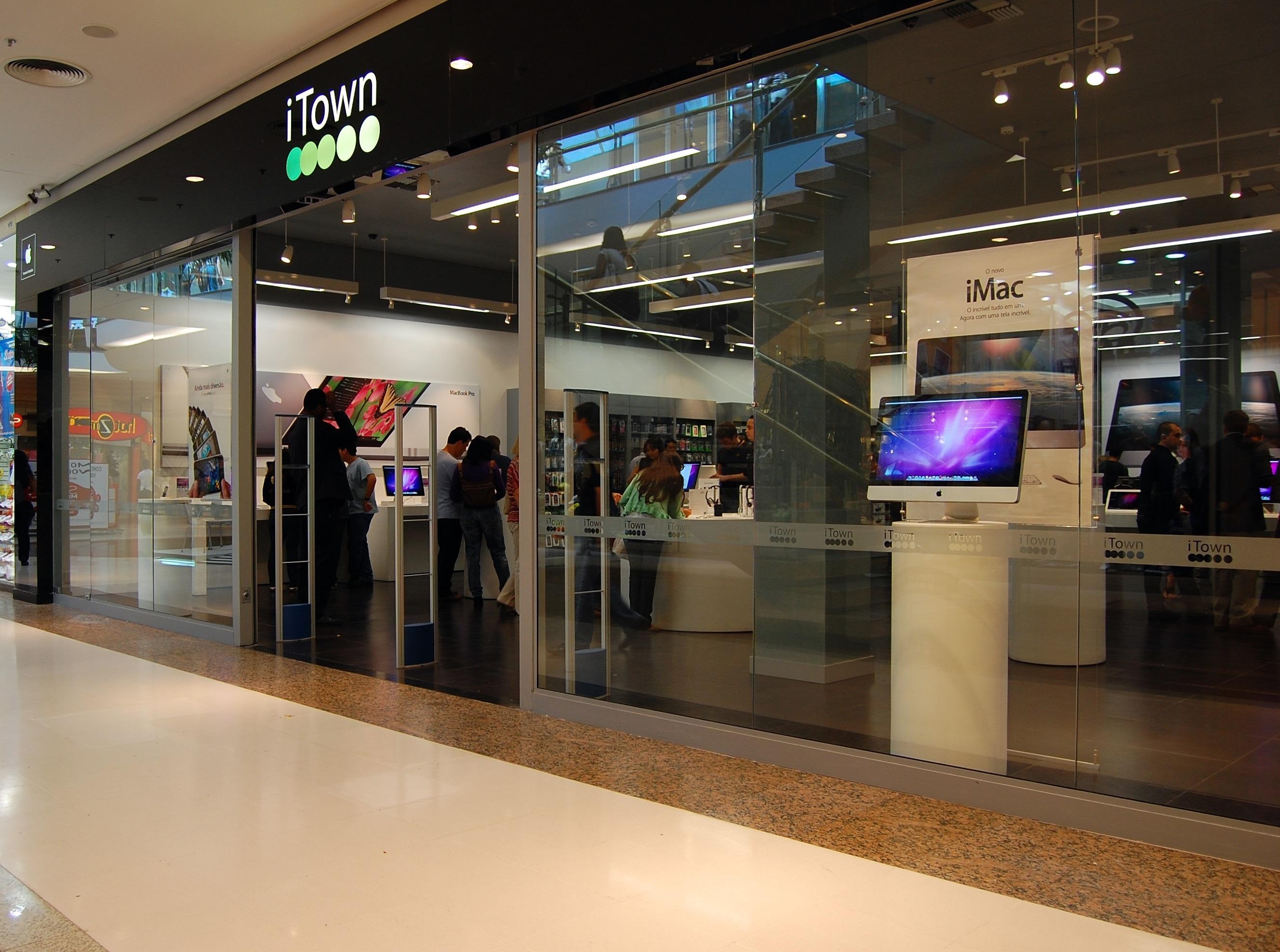 iTown no Natal Shopping