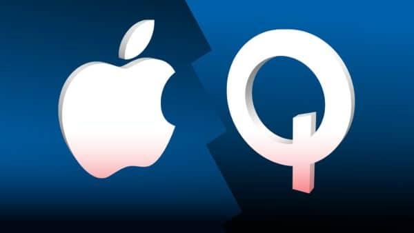 Qualcomm quer US$31 milhões da Apple por suposta infração de patentes