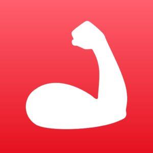 Ícone do app MyTraining para iOS