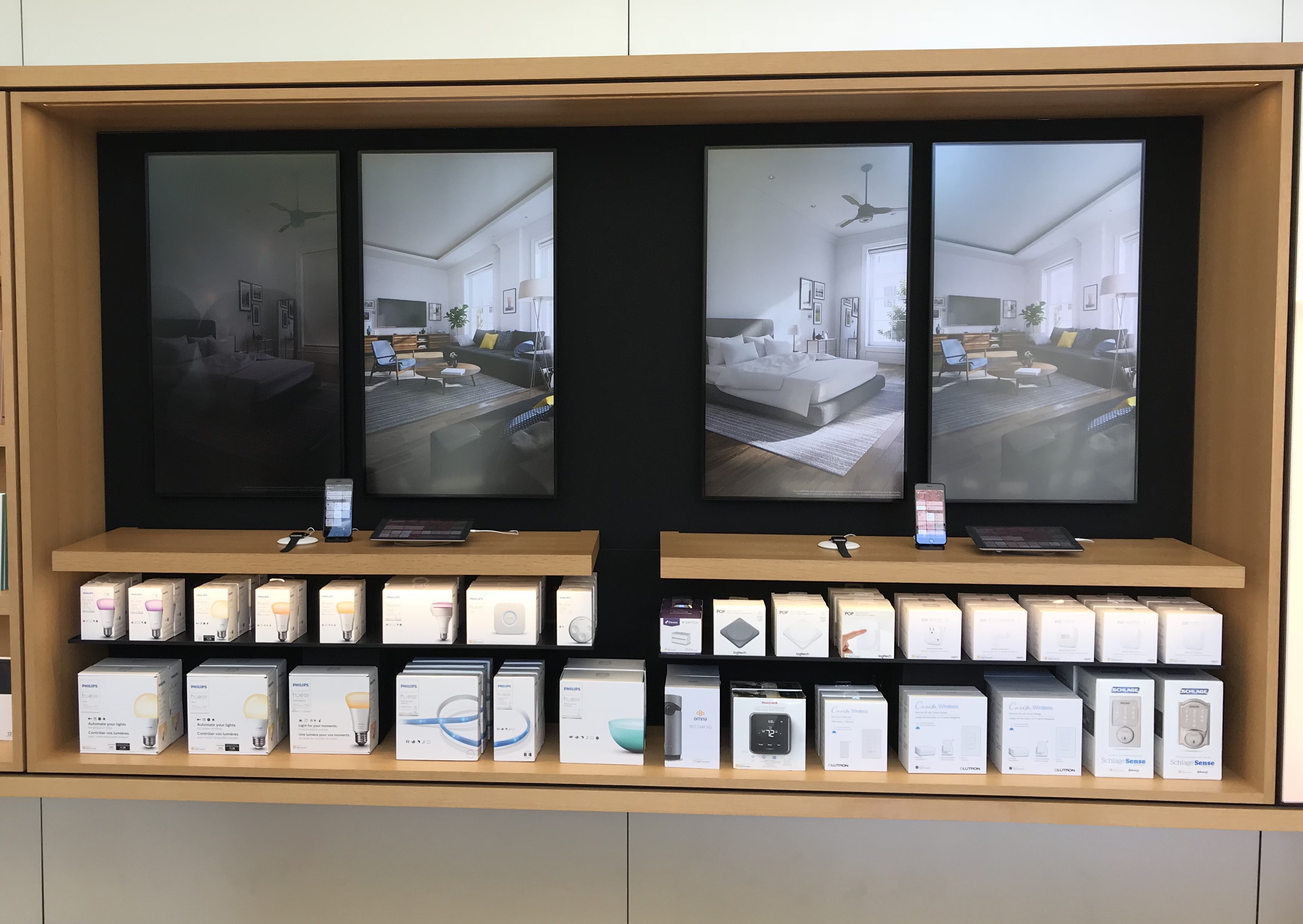 HomeKit Apple Store