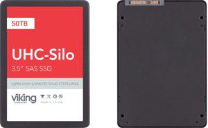 Viking UHC silo SSD 50TB