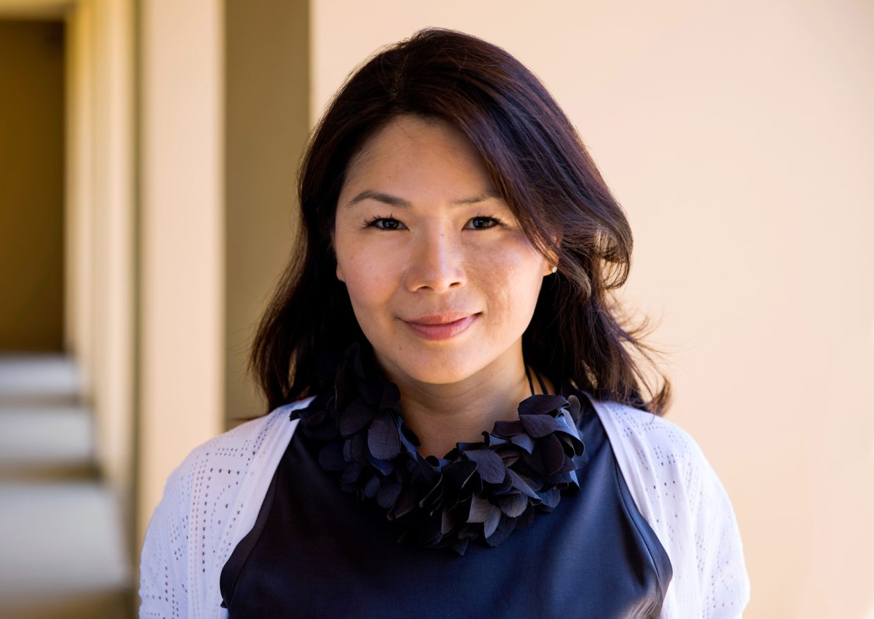Isabel Ge Mahe, diretora da Apple na Grande China