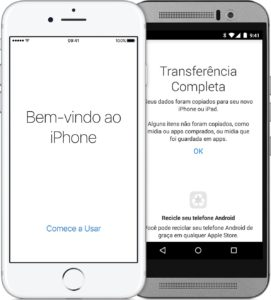 Migrando do Android para o iOS
