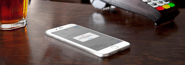 Touch ID no aplicativo Apple Store