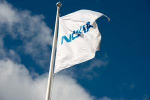 Bandeira da Nokia