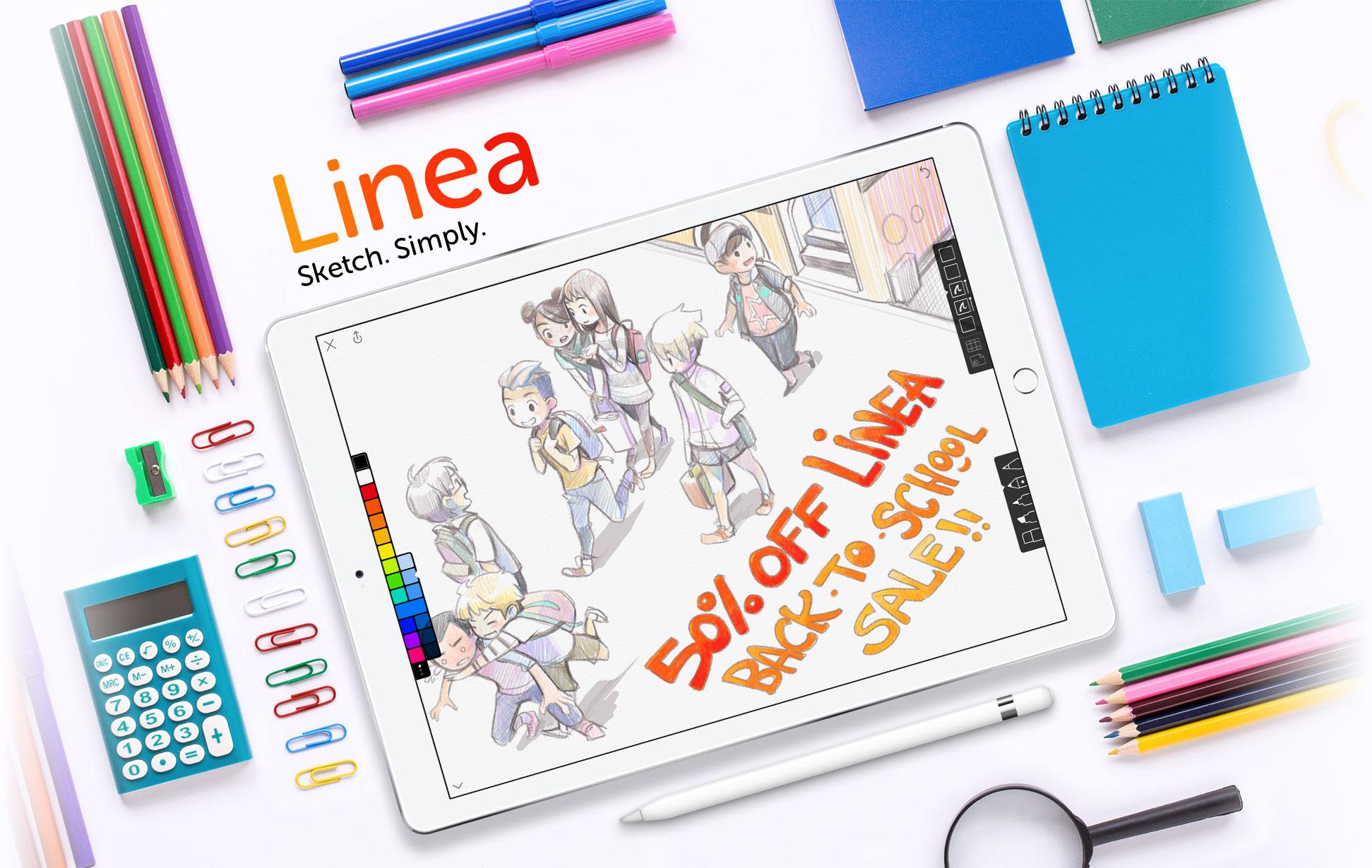 App Linea para iOS
