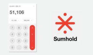 App Sumhold para iOS