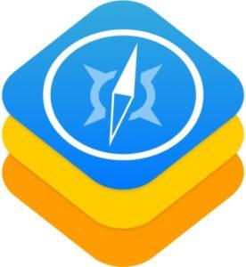 Ícone do WebKit