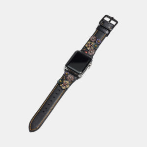 Pulseiras da Coach para o Apple Watch