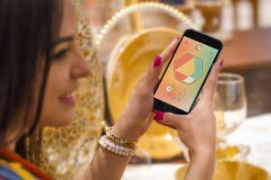 App Colorcube para iOS