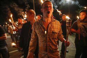 Manifestação em Charlottesville