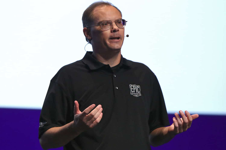 Tim Sweeney, da Epic Games