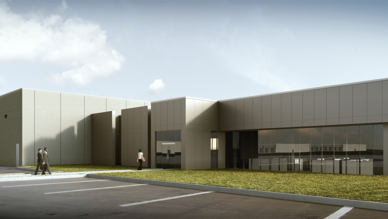 Novo data center da Apple em Iowa