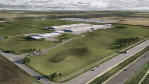 Novo data center da Apple em Iowa
