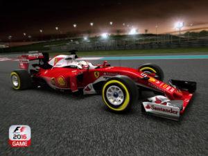 Jogo F1 2016 para iOS e tvOS