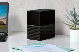 My Book Duo, da Western Digital