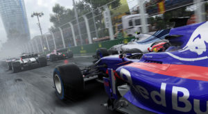 F1 2017 para Mac