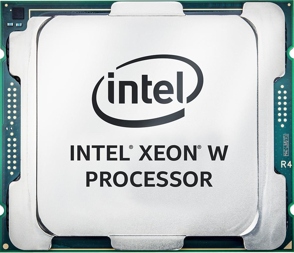 Novo processador da linha Intel Xeon-W