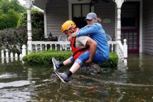 Furação Harvey, em Houston