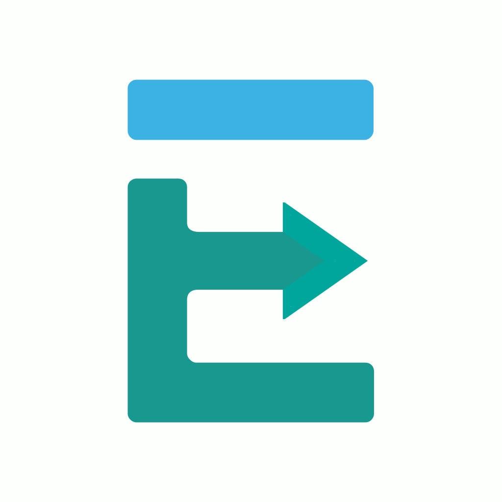 Ícone do app Estimate para iOS