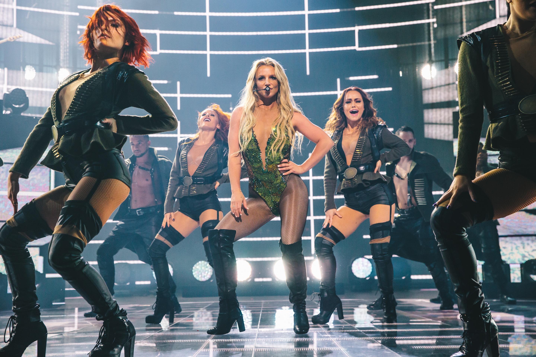 Britney Spears no Apple Music Festival 2016