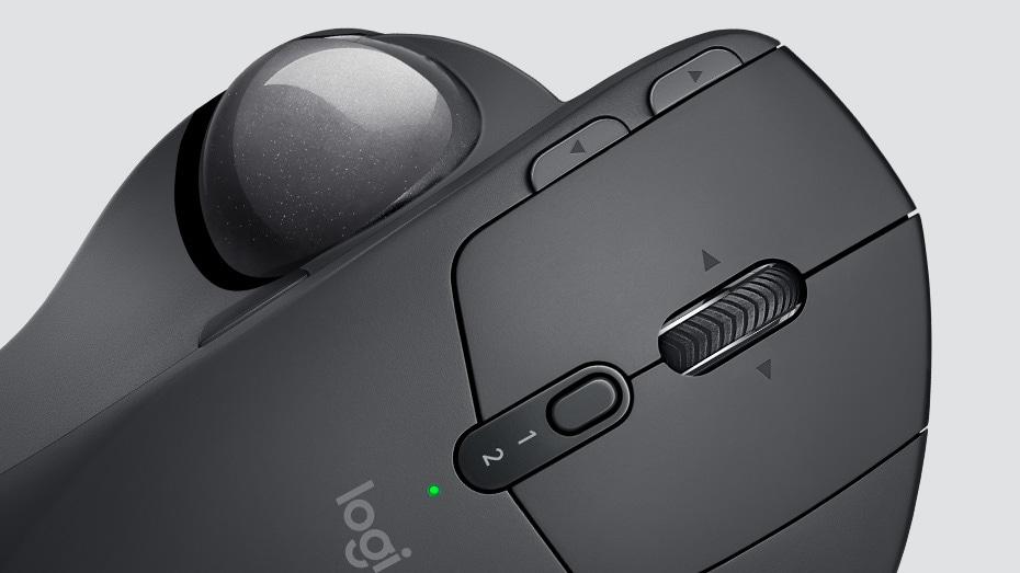 MX ERGO trackball - Logitech mouse