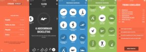 App Streaks Workout para iOS, watchOS e tvOS