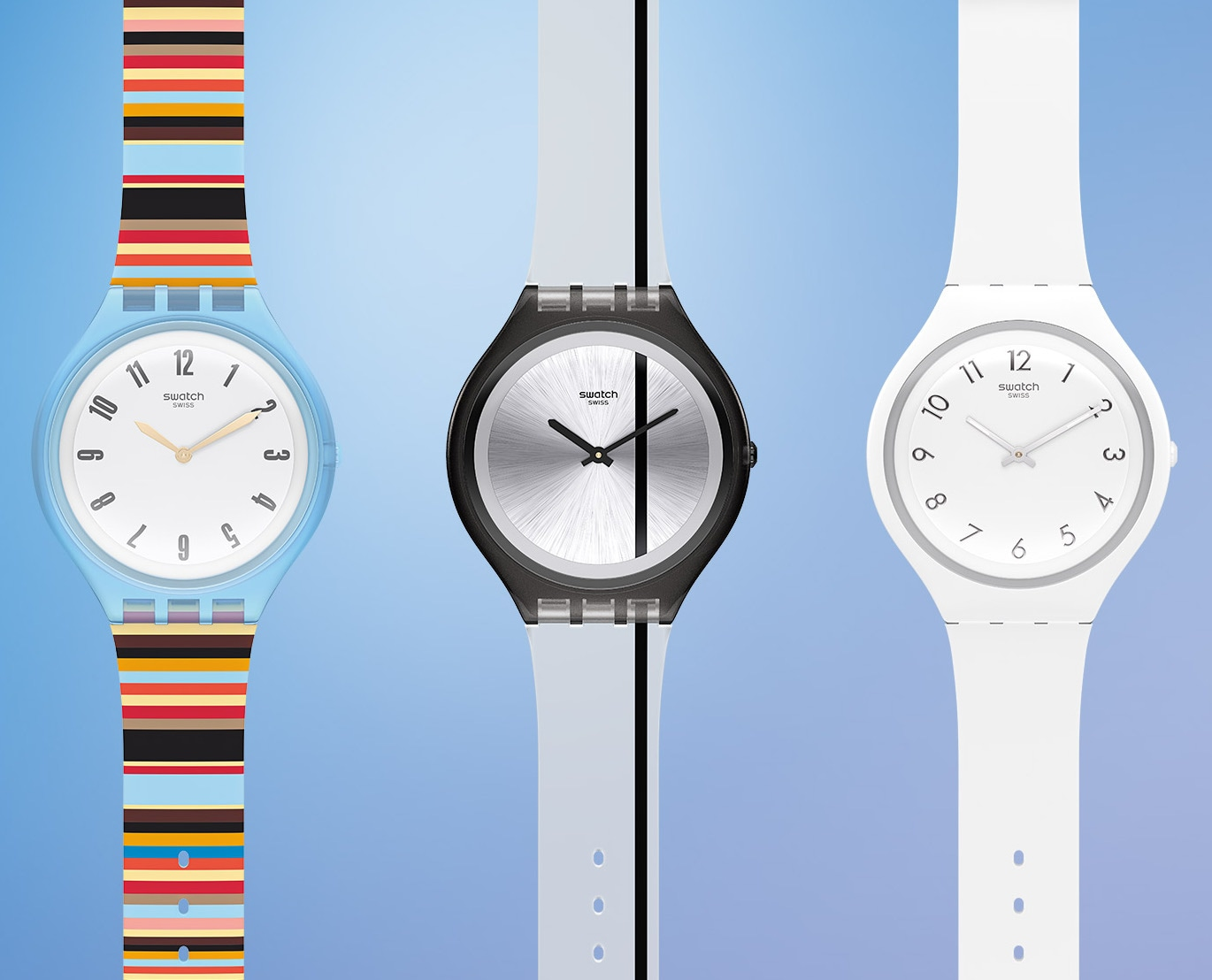 Relogios Swatch