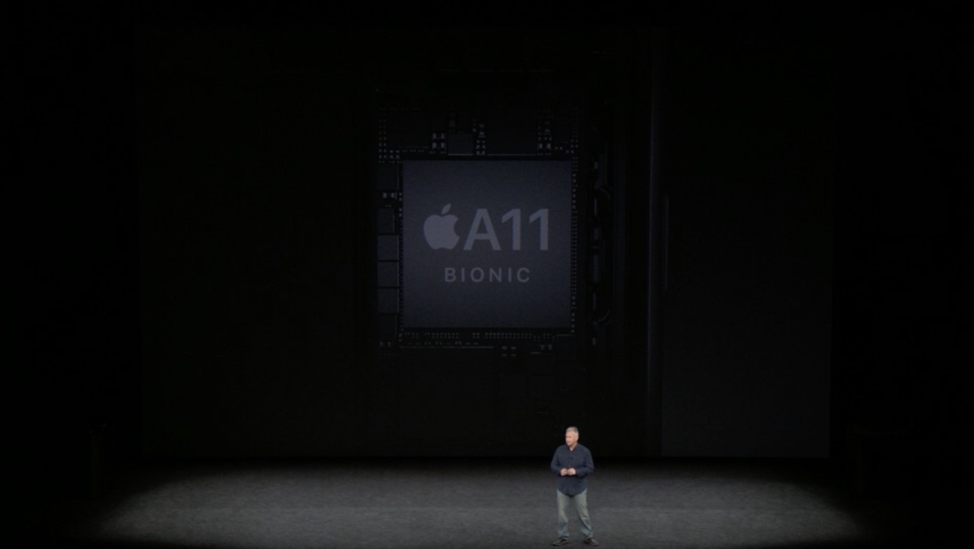 Chip A11 Bionic, da Apple
