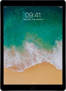 ícone do iPad com o iOS 11