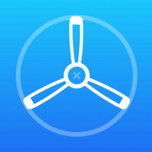 Ícone do app TestFlight 2.0 para iOS