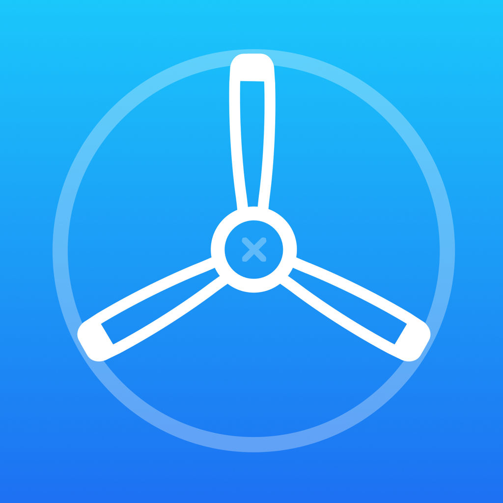 Ícone do app TestFlight 2.0 para iOS
