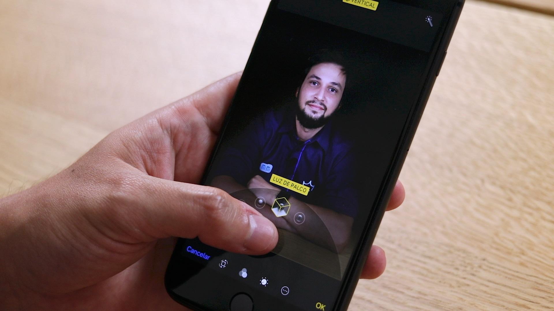Vídeo de hands-on do iPhone 8 Plus