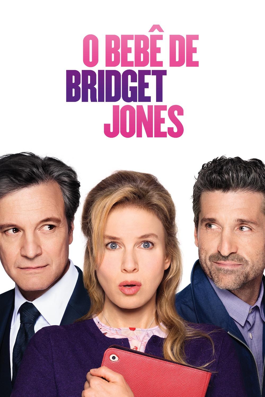 """Pôster do filme """"O Bebê de Bridget Jones"""""""