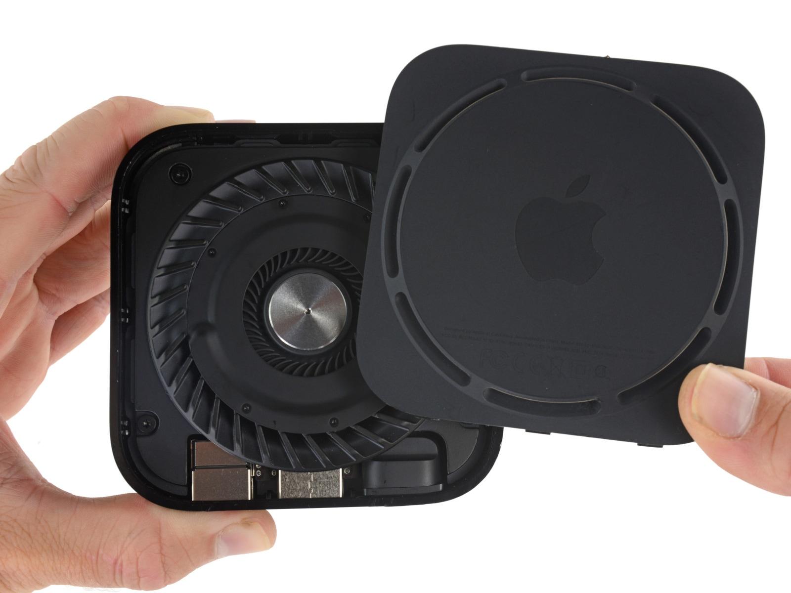 Desmontagem da Apple TV 4K pela iFixit