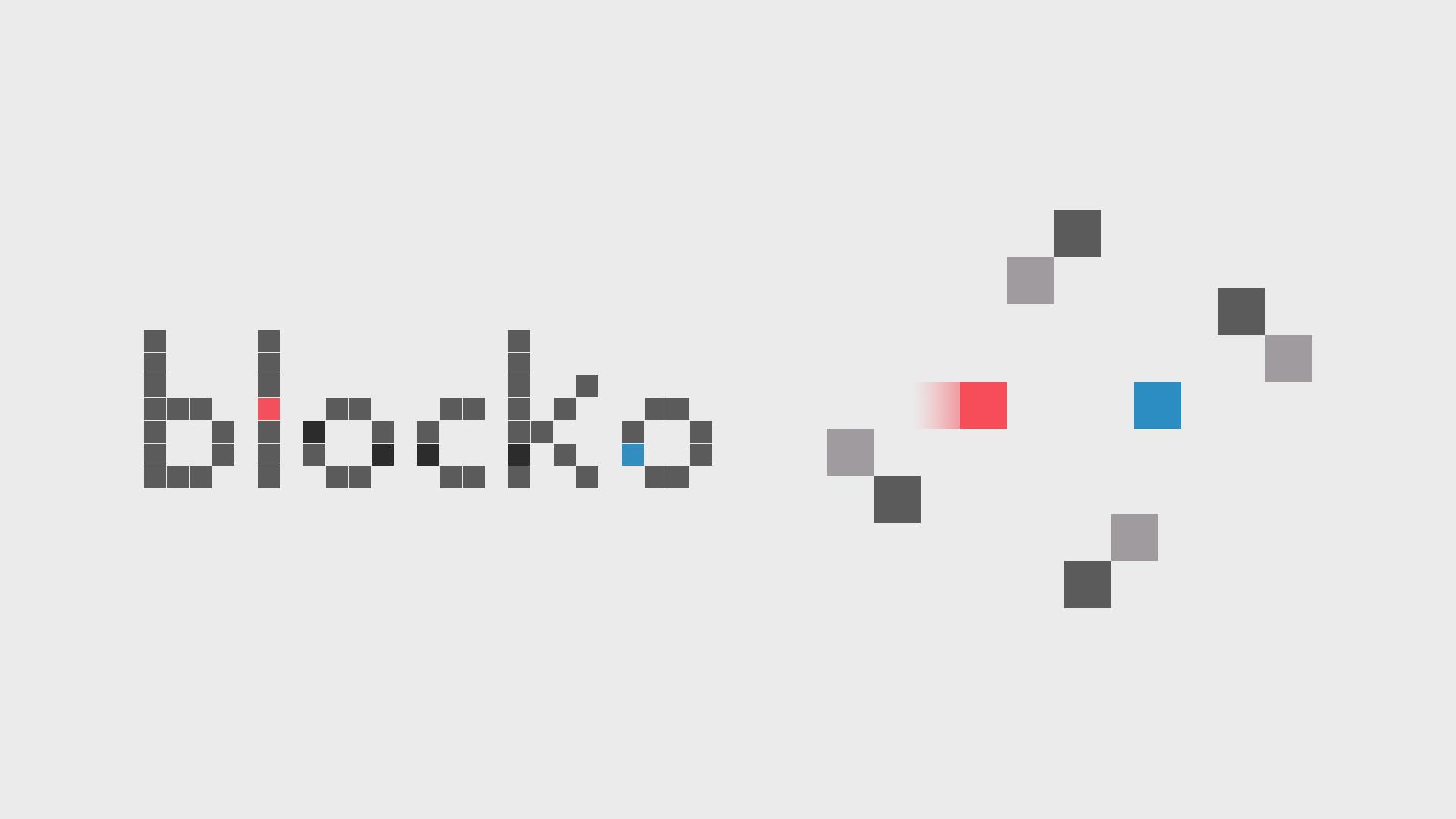 Jogo Blocko. para iOS e tvOS