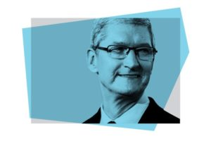 Tim Cook na Vanity Fair