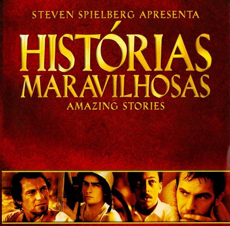 Historias Maravilhosas DVD