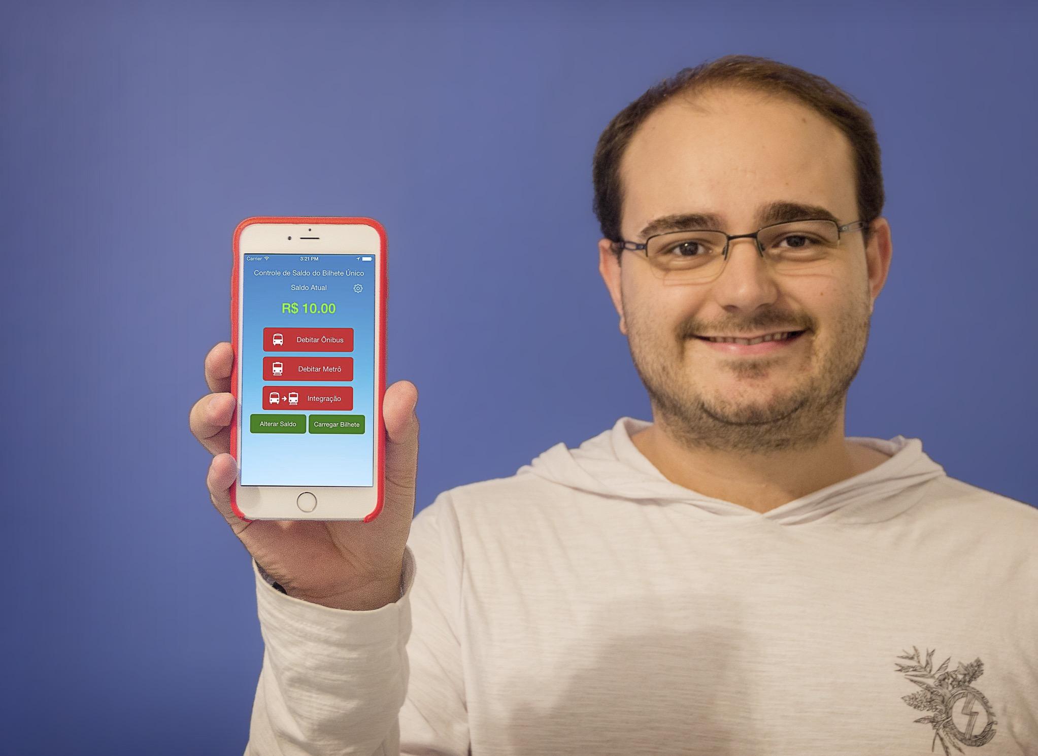 Gabriel Carvalho, aluno da Quaddro e leitor do MacMagazine!