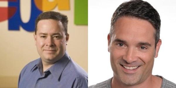 Eric Billingsley e Morgan Wandell