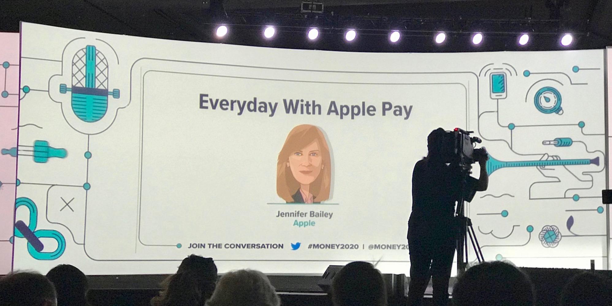 Apple Pay Jennifer Bailey em Money 20/20