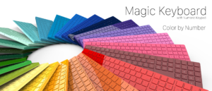 Magic Keyboard da ColorWare