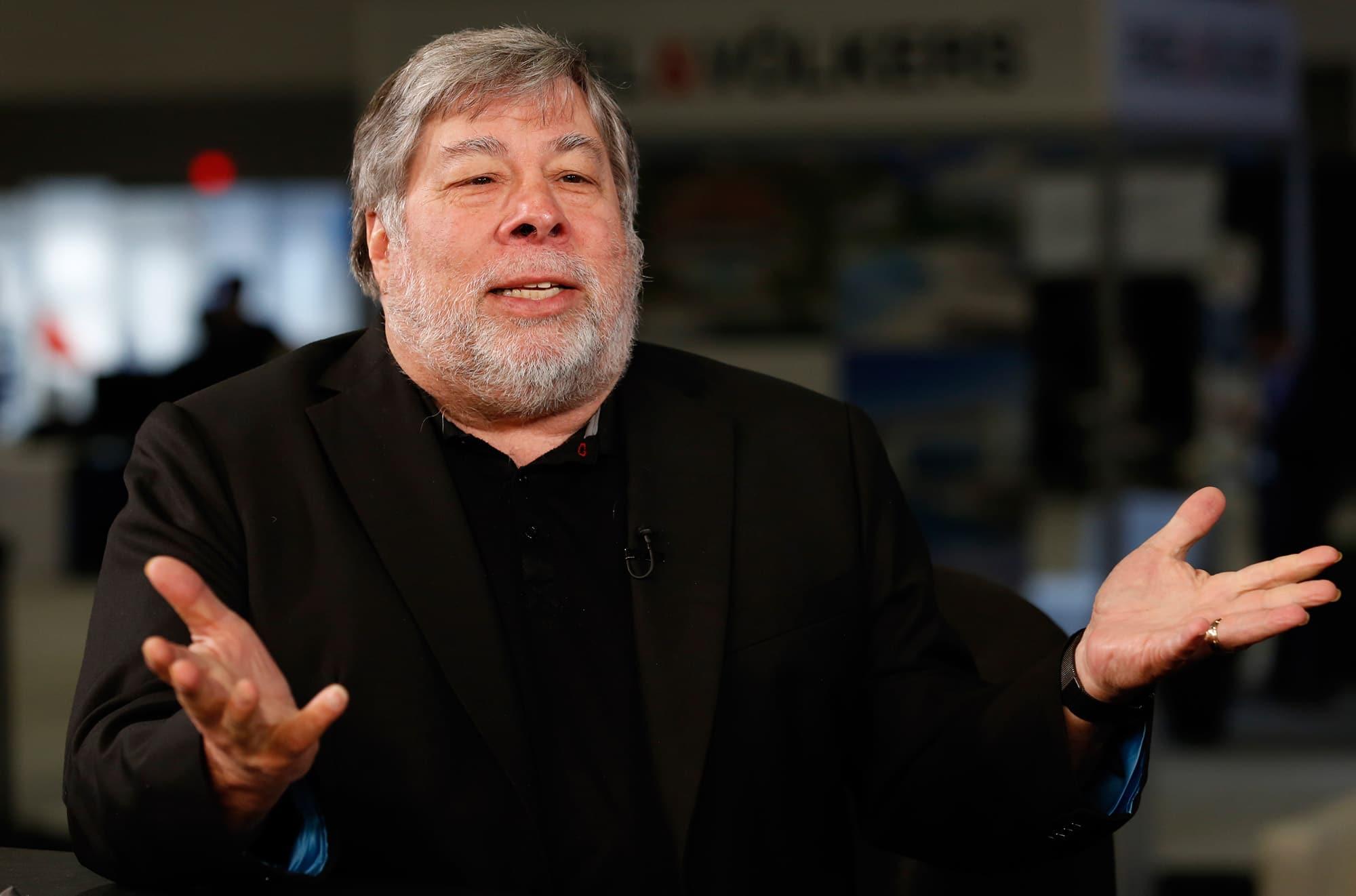 """Steve """"Woz"""" Wozniak"""