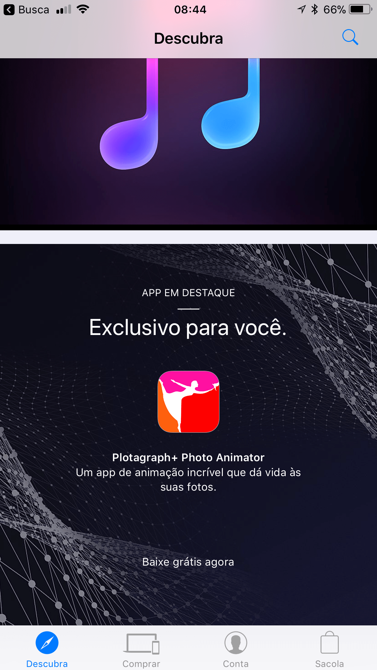 Plotagraph+ Photo Animator no app Apple Store